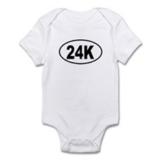 24K Infant Bodysuit