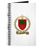CHAISSON Family Crest Journal