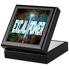 Excalipower Keepsake Box