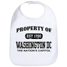 Property of Washington DC Bib