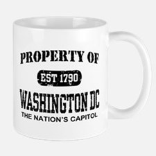 Property of Washington DC Mug