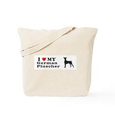 GERMAN PINSCHER Tote Bag