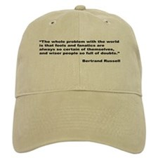 Russell Fools Fanatics Quote Baseball Cap