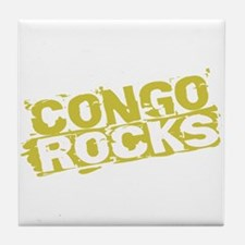 Congo Rocks Tile Coaster