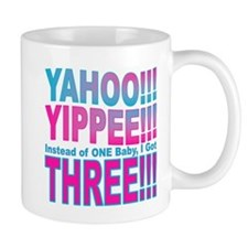 Yippee Triplets - Babies Mug