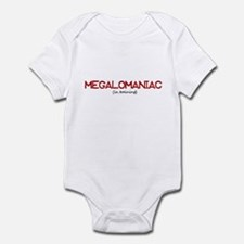 Megalomaniac Infant Bodysuit