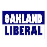 Oakland Liberal Postcards (8 pack)