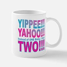 Yippee Twins - Babies Mug