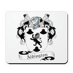 Aldington Family Crest Mousepad