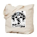 Aldington Family Crest Tote Bag