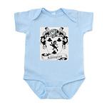 Aldington Family Crest Infant Creeper