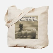 Chess Quote Vintage 3 Tote Bag