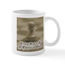 Chess Quote Vintage 4 Mug