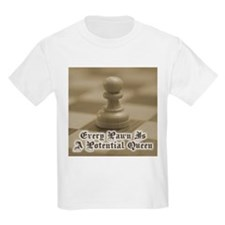 Chess Quote Vintage 4 T-Shirt