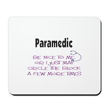 EMT/PARAMEDICS Mousepad