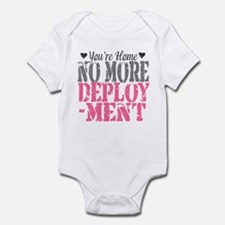 No More Deployment Infant Bodysuit