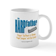 The Harpfather Mug