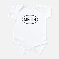 Metis Oval Infant Bodysuit