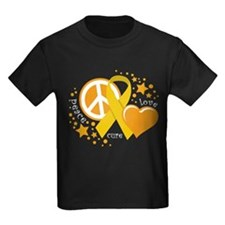 CC Peace Love Cure T
