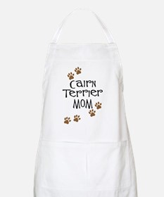 Cairn Terrier Mom BBQ Apron