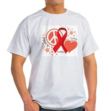 HIV/AIDS PLC T-Shirt