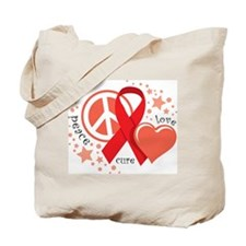 HIV/AIDS PLC Tote Bag