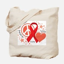 HIV/AIDS PLC Tote Bag
