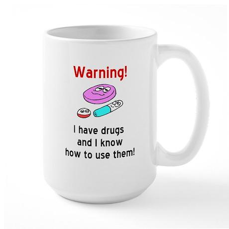 Pharmacy Large Mug