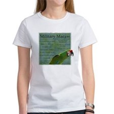 PW Military Macaw Tee