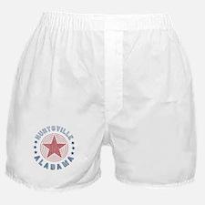 Huntsville, Alabama Souvenir Boxer Shorts