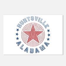 Huntsville, Alabama Souvenir Postcards (Package of