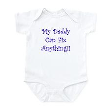 Cute Big daddys girl Infant Bodysuit