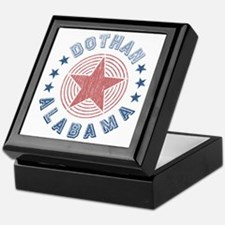 Dothan Alabama Souvenir Keepsake Box