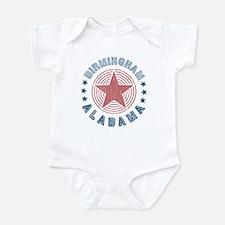 Birmingham Alabama Souvenir Infant Bodysuit
