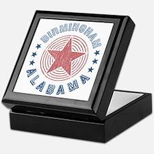 Birmingham Alabama Souvenir Keepsake Box