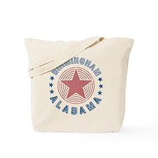 Birmingham Alabama Souvenir Tote Bag