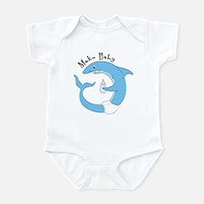 Mako Baby Shark Infant Bodysuit
