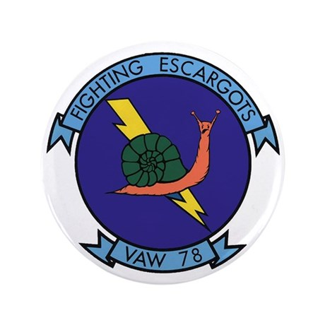 "VAW 78 Fighting Escargots 3.5"" Button"