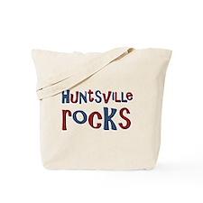 Huntsville Rocks Hometown Souvenir Tote Bag
