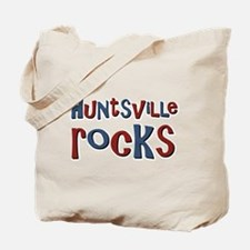 Huntsville Rocks Hometown Souvenir Tote Bag