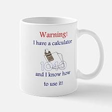 Accountant Small Mugs