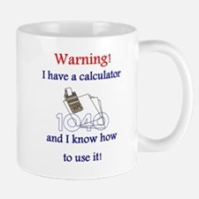 Accountant Small Small Mug