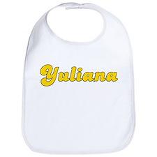 Retro Yuliana (Gold) Bib