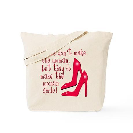 Sexy Shoe Humor Tote Bag