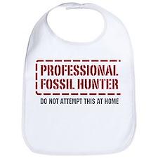 Professional Fossil Hunter Bib