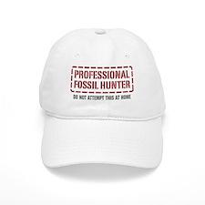 Professional Fossil Hunter Baseball Cap