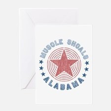 Muscle Shoals, Alabama Souvenir Greeting Card