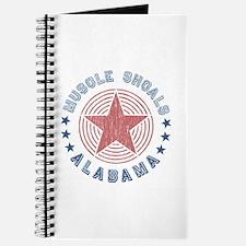 Muscle Shoals, Alabama Souvenir Journal