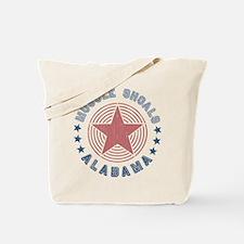 Muscle Shoals, Alabama Souvenir Tote Bag