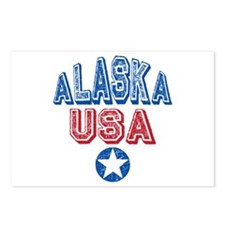 Alaska USA Souvenir Travel State Postcards (Packag